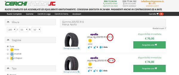 Acquistare pneumatici on line? Ecco una guida se cerchi pneumatici in rete