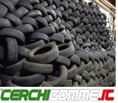 Buona partenza per il recupero pneumatici fuori uso (PFU)