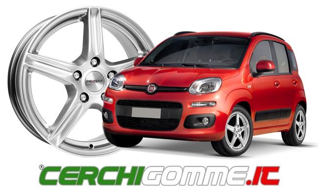Cerchi e gomme per Fiat Panda: le proposte di cerchigomme.it