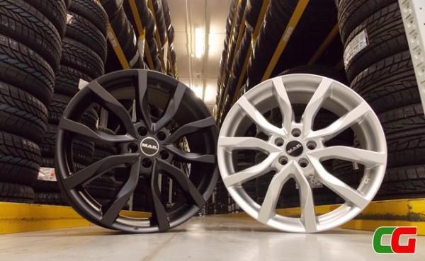 I cerchi Mak Highlands specifici per Land Rover e Range Rover