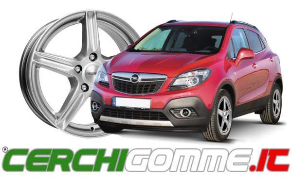 Cerchi e gomme per Opel Mokka: le ruote complete di Cerchigomme.it