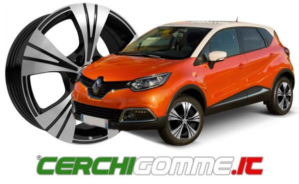 Gomme e cerchi per Renault Capture: scopri l'offerta su Cerchigomme.it