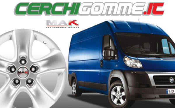MAK HD: La ruota Van, Light Truck e Camper