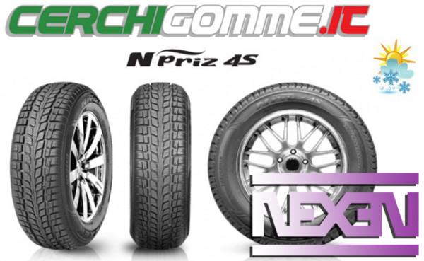 Nexen N Priz 4S: i pneumatici 4 stagioni per autovettura