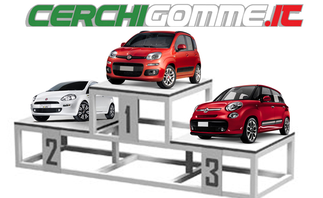 auto più vendute 2014