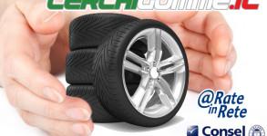 pagare i pneumatici a rate