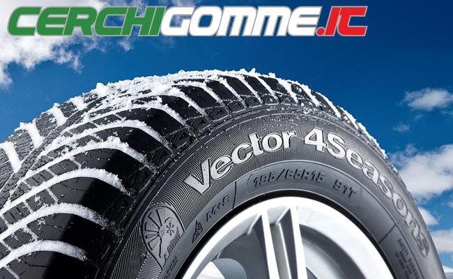pneumatici goodyear vector 4seasons