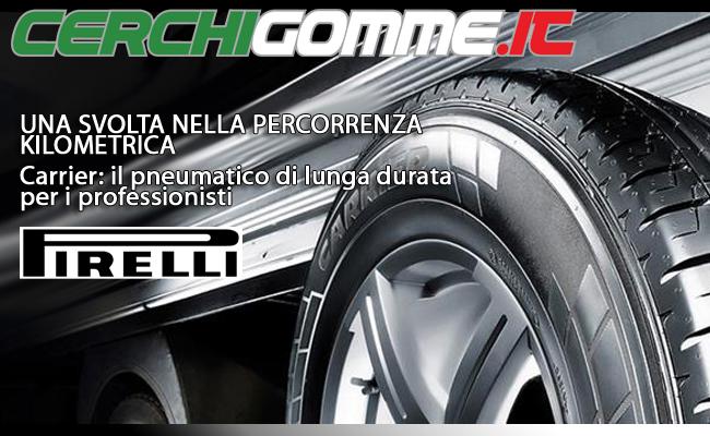 pneumatici da carico pirelli