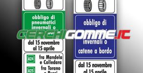 ordinanze pneumatici invernali 2015 2016