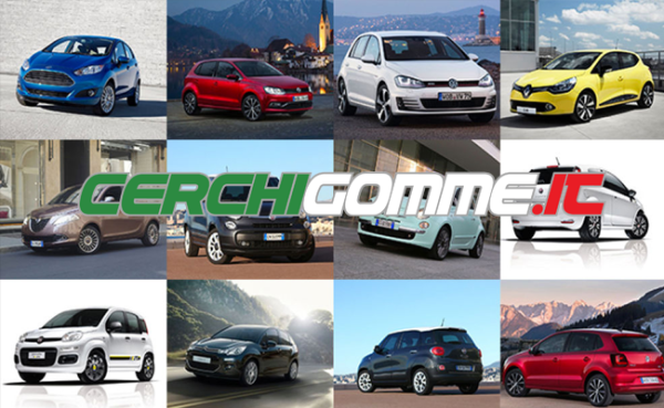 Auto più vendute del 2015: ecco la classifica
