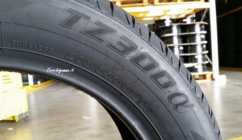 pneumatici estivi indice di carico