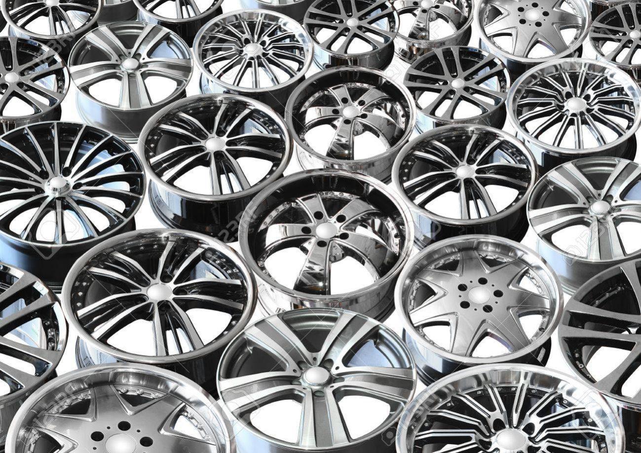 Qual è la differenza tra cerchi in ferro e cerchi in lega?