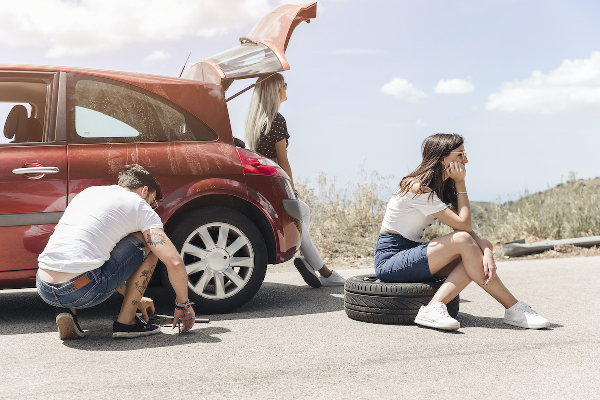 Vacanze estive 2020 - occhio ai pneumatici