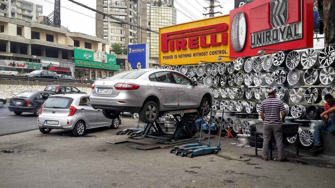 Installare ruote più grandi sul proprio veicolo